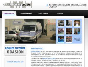 desguaceracor.com